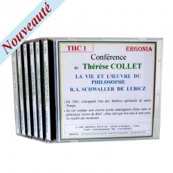 PSTHC 1 - Thérèse COLLET - SCHWALLER DE LUBICZ - VIE -...